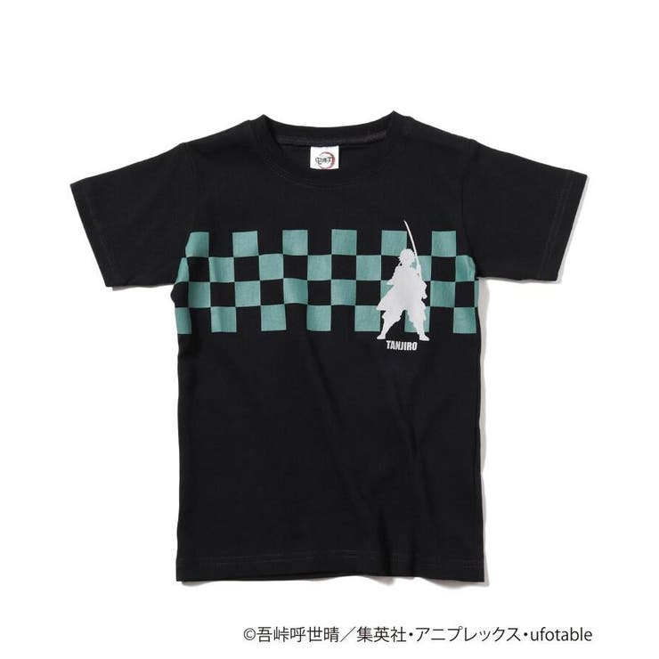 【鬼滅の刃】キャラクターモチーフTシャツ   SHOO・LA・RUE   詳細画像1