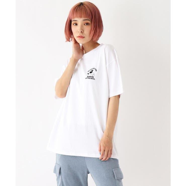 BASE STATIONのトップス/Tシャツ   詳細画像