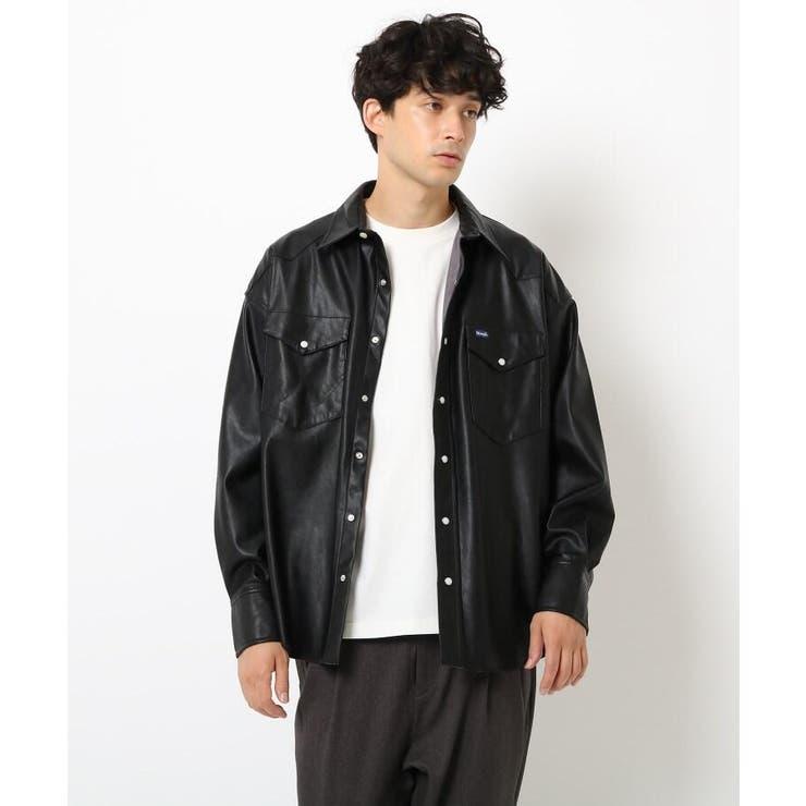 Wrangler(R) leather【WEB限定アイテム】   OPAQUE.CLIP   詳細画像1