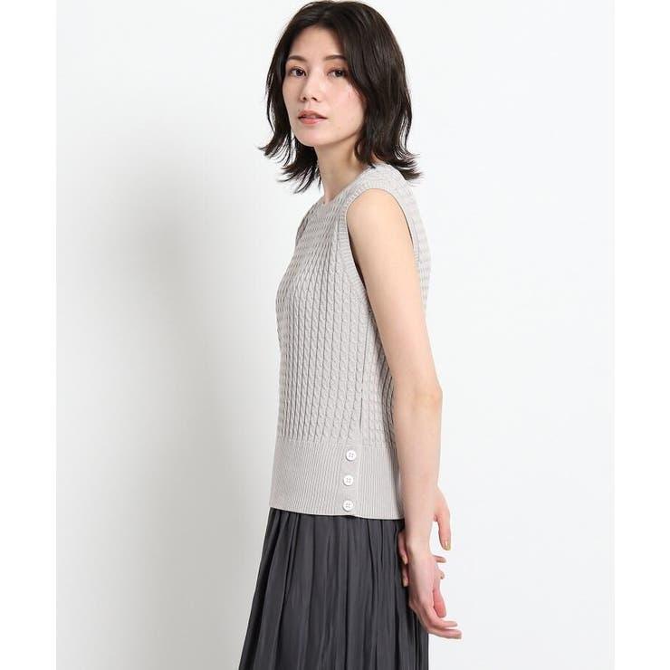 Dessinのトップス/ニット・セーター | 詳細画像