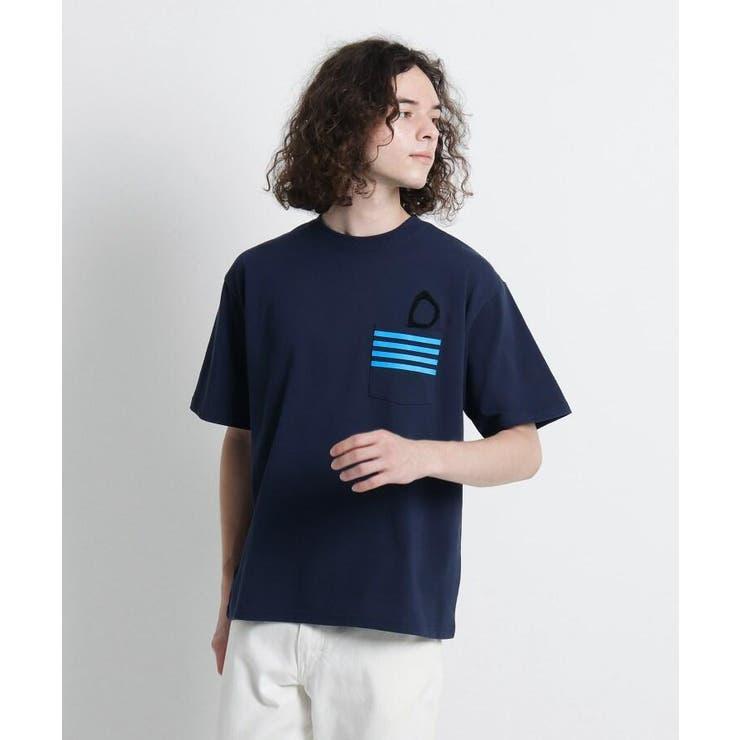 ブランチ天竺Tシャツ   Dessin   詳細画像1