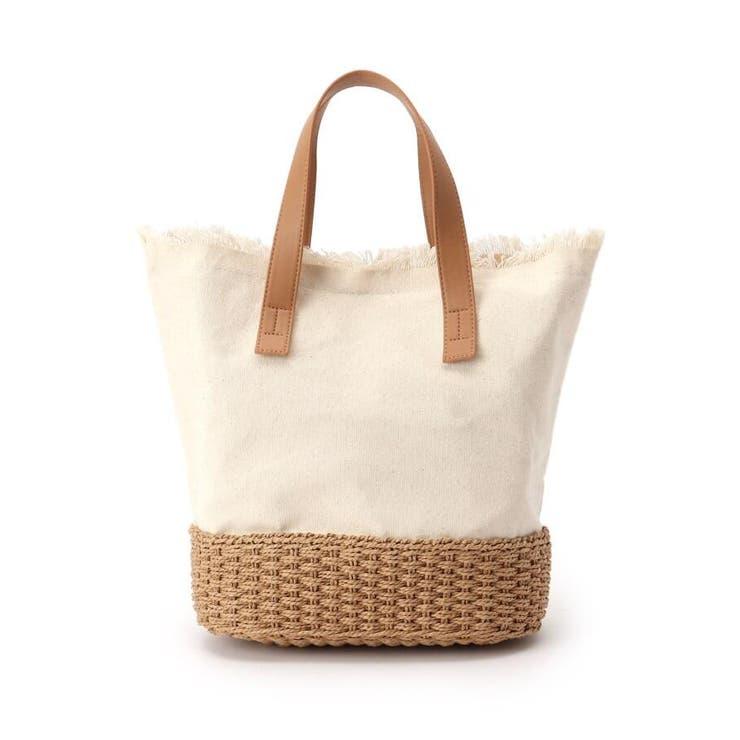 SHOO・LA・RUEのバッグ・鞄/トートバッグ   詳細画像