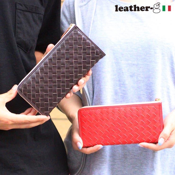 イタリア革 財布 レディース | aNDay | 詳細画像1