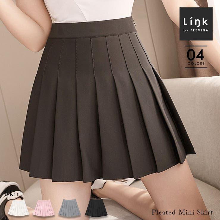 プリーツミニスカート プリーツスカート ミニスカート | PREMINA | 詳細画像1
