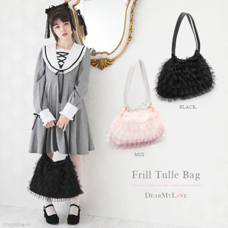 DearMyLoveのバッグ・鞄/トートバッグ   詳細画像