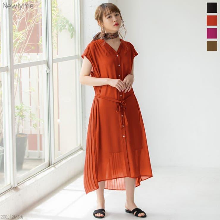 夢展望のワンピース・ドレス/シャツワンピース | 詳細画像