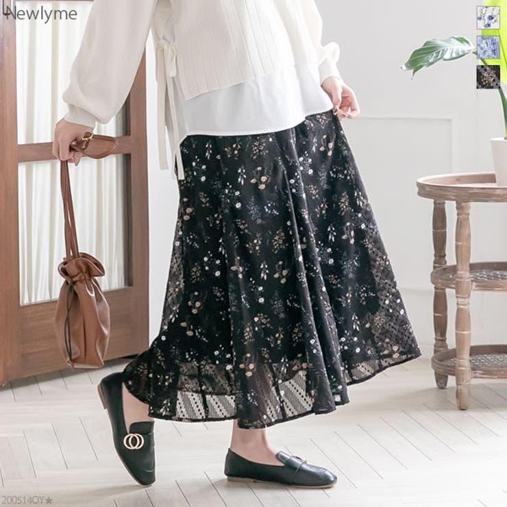 夢展望のスカート/ロングスカート・マキシスカート | 詳細画像
