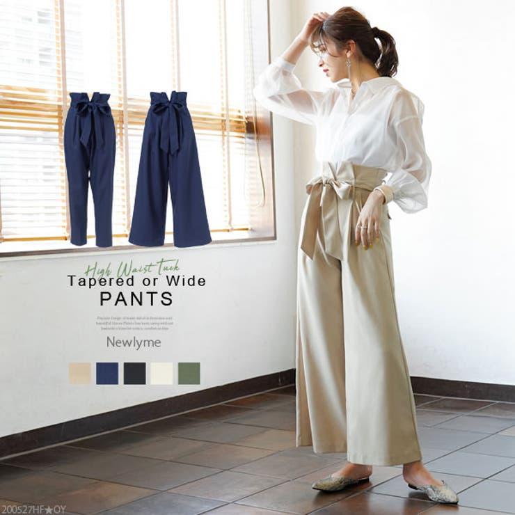 夢展望のパンツ・ズボン/ワイドパンツ | 詳細画像