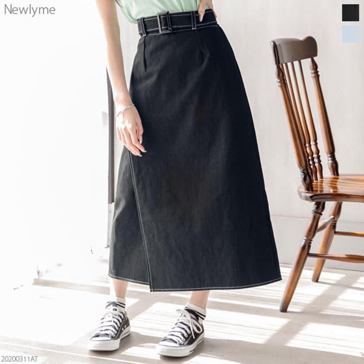 夢展望のスカート/ひざ丈スカート | 詳細画像
