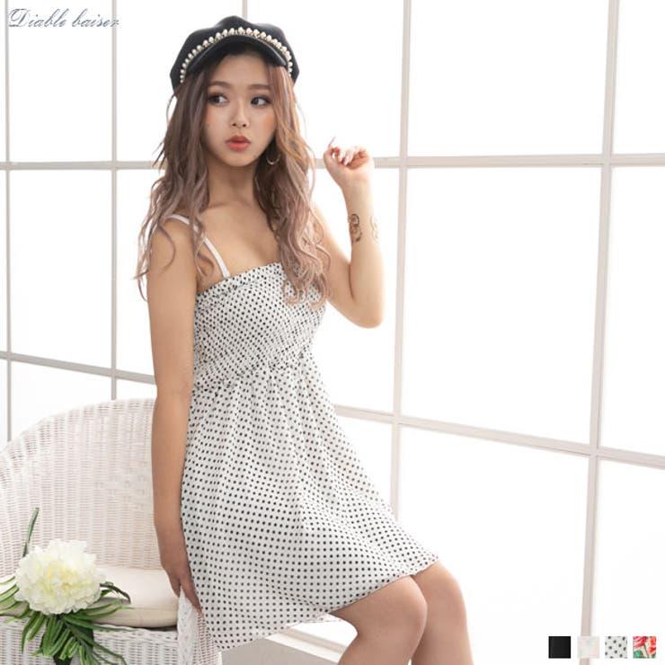 夢展望のワンピース・ドレス/キャミワンピース | 詳細画像