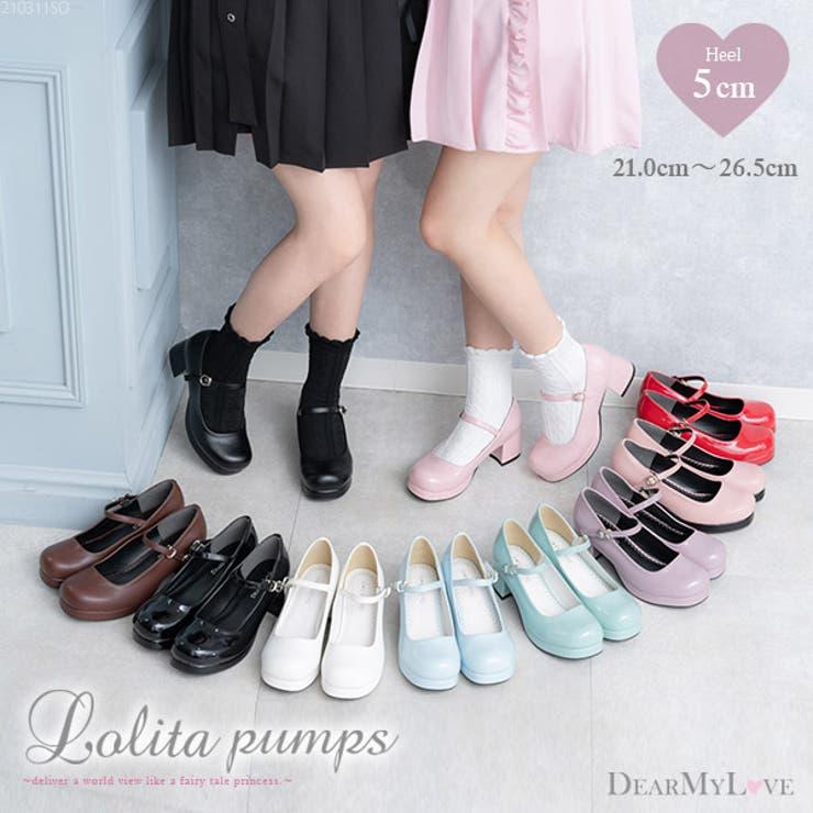 DearMyLoveのシューズ・靴/パンプス | 詳細画像