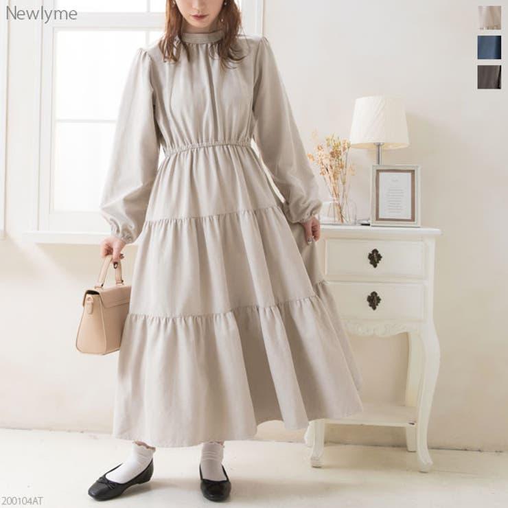 夢展望のワンピース・ドレス/シフォンワンピース | 詳細画像
