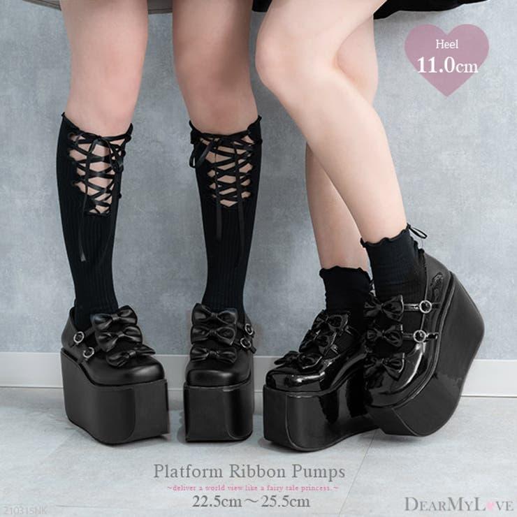 DearMyLoveのシューズ・靴/パンプス   詳細画像
