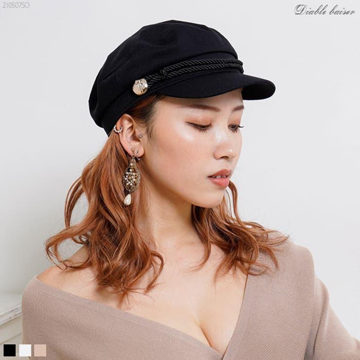 夢展望の帽子/帽子全般 | 詳細画像