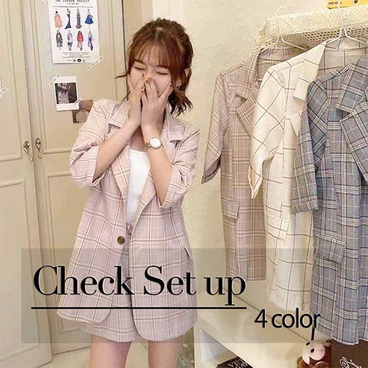 夢展望のスーツ/セットアップ   詳細画像