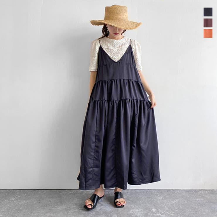 夢展望のワンピース・ドレス/キャミワンピース   詳細画像