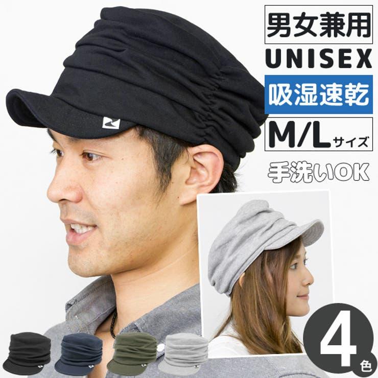 キャップ メンズ 帽子 | 帽子屋Zaction -帽子&ヘアバンド-  | 詳細画像1