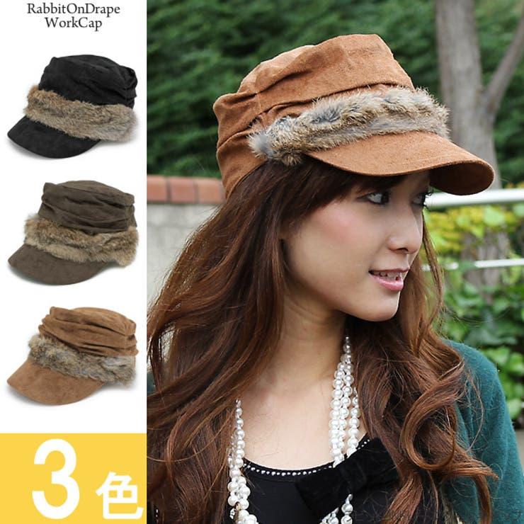 帽子 レディース キャップ   帽子屋Zaction -帽子&ヘアバンド-    詳細画像1