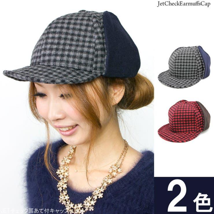 帽子 耳あて付き レディース   帽子屋Zaction -帽子&ヘアバンド-    詳細画像1