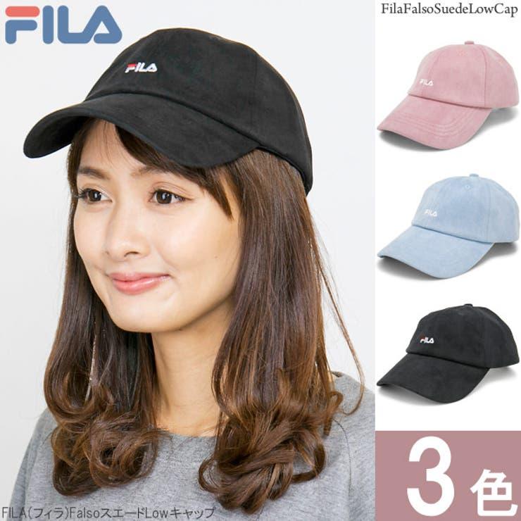 キャップ FILA 帽子 | 帽子屋Zaction -帽子&ヘアバンド-  | 詳細画像1
