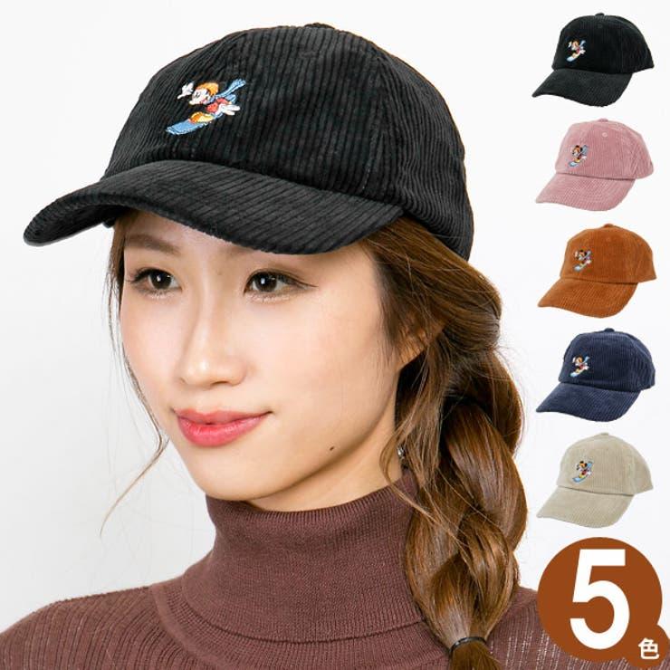 キャップ ミッキーマウス 帽子 | 帽子屋Zaction -帽子&ヘアバンド-  | 詳細画像1