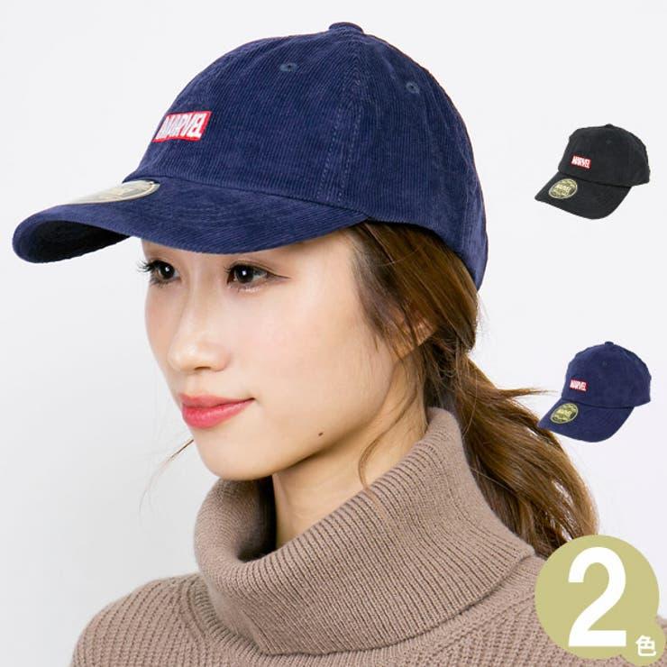 キャップ MARVEL 帽子 | 帽子屋Zaction -帽子&ヘアバンド-  | 詳細画像1