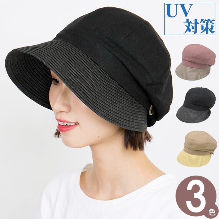 キャスケット 春夏 帽子 | 帽子屋Zaction -帽子&ヘアバンド-  | 詳細画像1