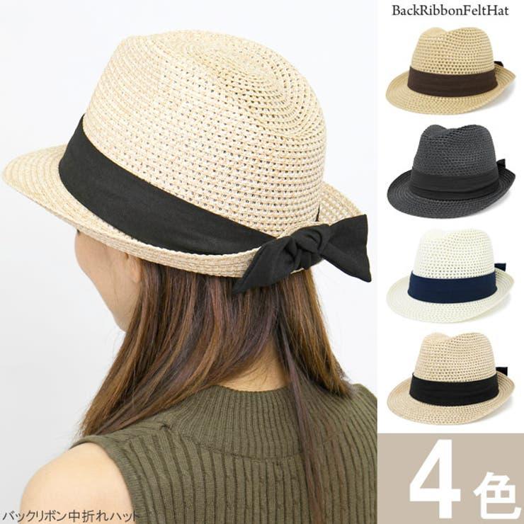 ハット レディース 帽子   帽子屋Zaction -帽子&ヘアバンド-    詳細画像1