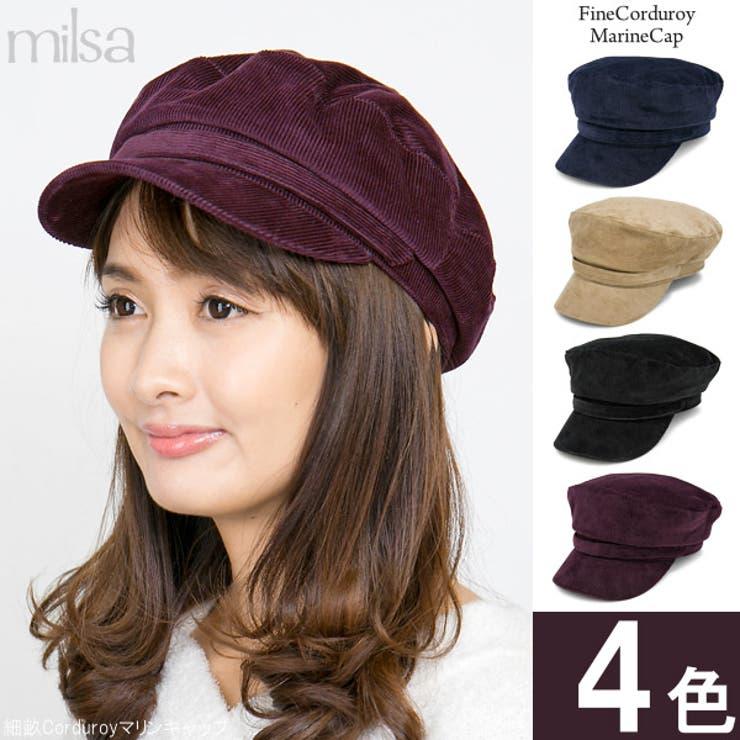 帽子 レディース CAP   帽子屋Zaction -帽子&ヘアバンド-    詳細画像1