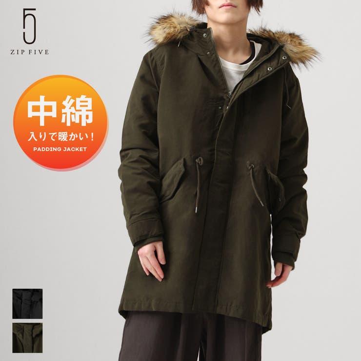 モッズコート/メンズ/メンズファッション/ミリタリーコート/ミリタリージャケット/中綿ジャケット【br007406】 | 詳細画像