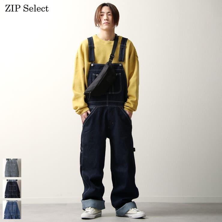 オーバーオール メンズ つなぎ   ZIP CLOTHING STORE   詳細画像1