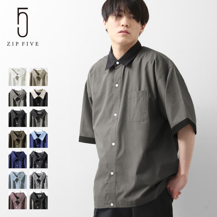 シャツ メンズ カジュアルシャツ | ZIP CLOTHING STORE | 詳細画像1