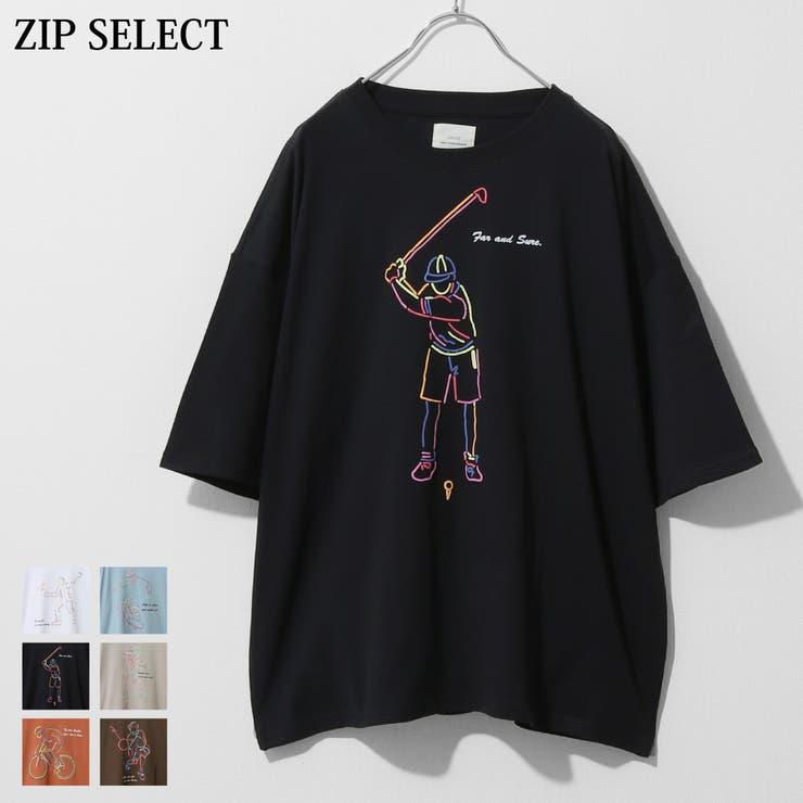 Tシャツ/メンズ/メンズファッション/半袖Tシャツ/半袖/発泡プリント/ビッグシルエット/古着風【121941】 | 詳細画像