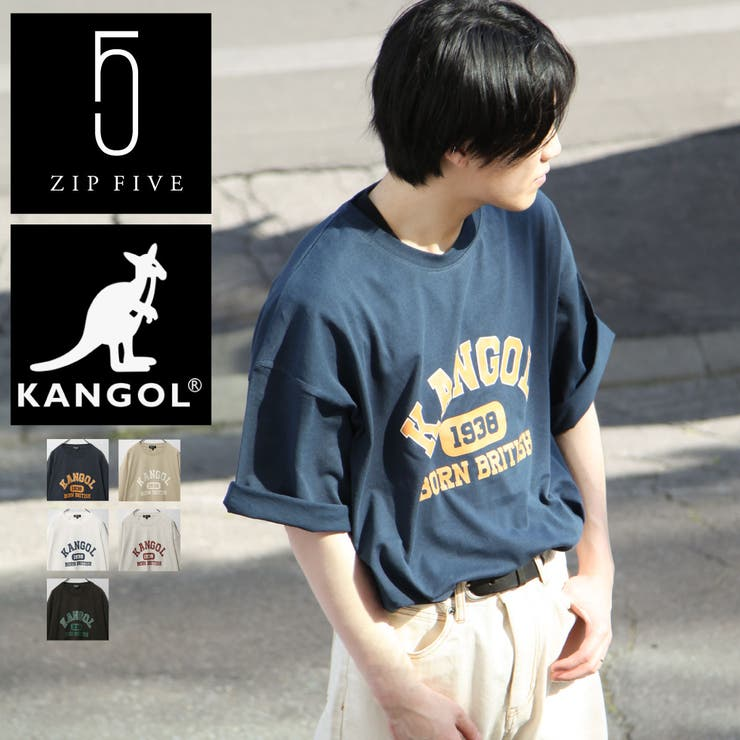 Tシャツ メンズ 半袖Tシャツ   ZIP CLOTHING STORE   詳細画像1