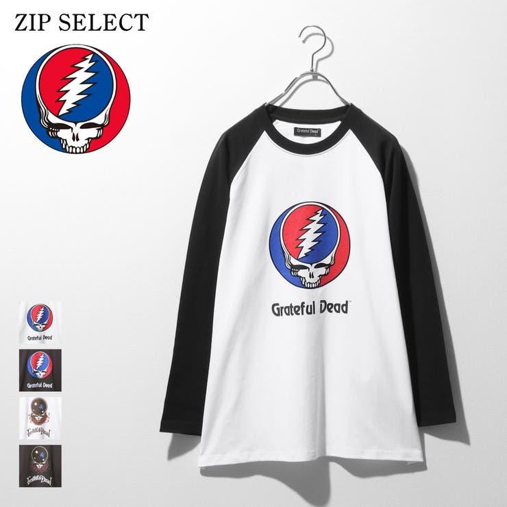Tシャツ メンズ カットソー   ZIP CLOTHING STORE   詳細画像1