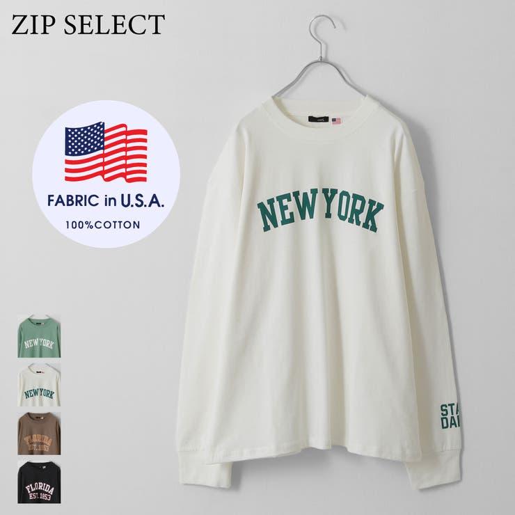ロンT メンズ ロンT | ZIP CLOTHING STORE | 詳細画像1