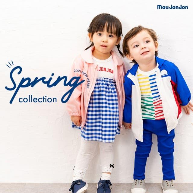 【春の新作】moujonjon New collection