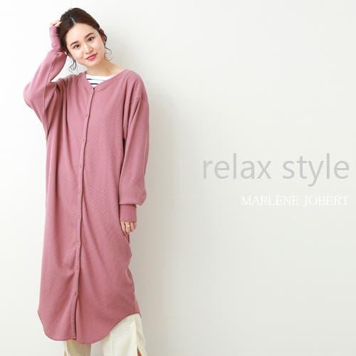 【MARLENE JOBERT】relax style