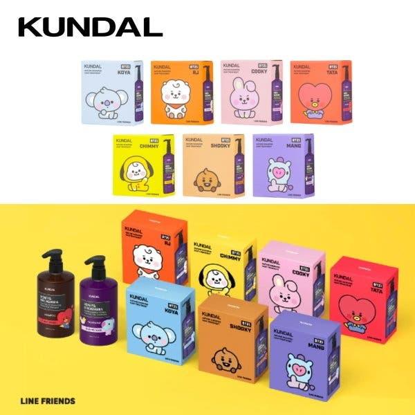 【大人気シャンプー】韓国ブランドKUNDAL☆☆