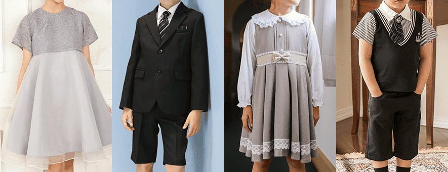 結婚式での子供の服装マナー・NGポイントは?女の子・男の子別おすすめコーデ