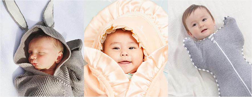 赤ちゃんのおくるみのおすすめを紹介!必要な理由やいつまで使う?選び方も徹底解説