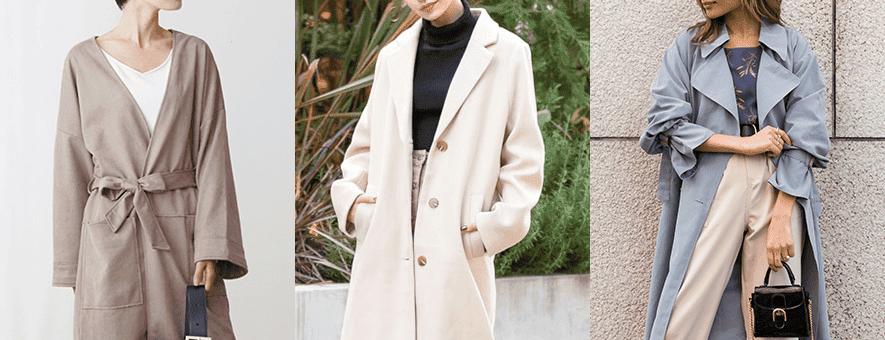 秋冬コートはいつから・いつまで着るのが正解?気温別おすすめコートも紹介