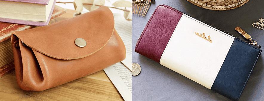財布の種類や形、サイズの特徴をつかんで、自分にぴったりの財布を見つけよう