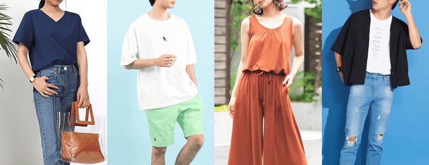 【沖縄旅行の服装】月ごとの気温・気候と服選びのポイント&コーディネート例