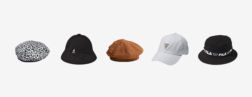 94db46e351bb91 帽子の種類と2019年流行りの形や人気レディースブランド紹介 ...